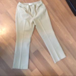 Size 12 St. John's Bay Bootcut Pants